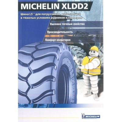 17.5R25 TL XLD D2 A L5 * MICHELIN