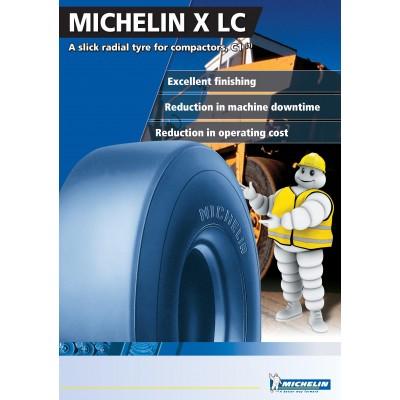 13/80R20 TT XLC MICHELIN