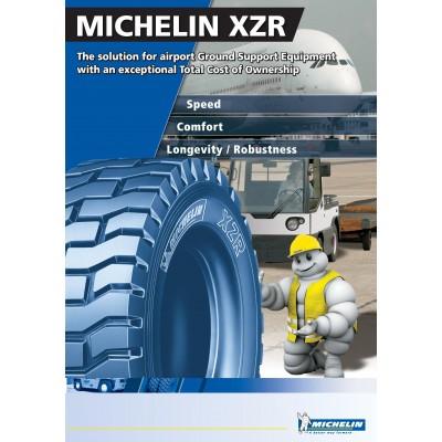 6.00R9 TL XZR  MICHELIN 121A5