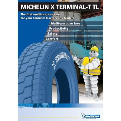 310/80R22.5 X Terminal T MICHELIN TL 175A8